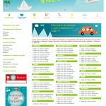 Nace PequeTrip, el directorio para viajar con niños