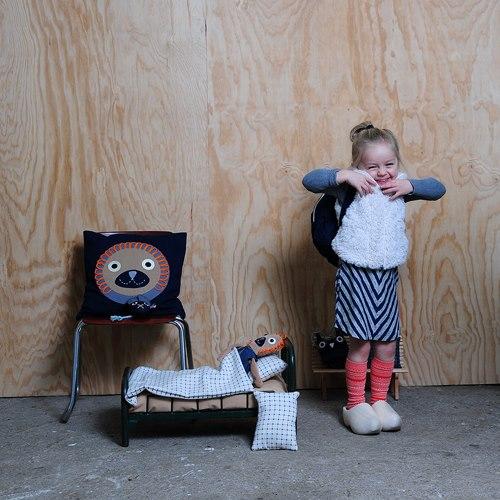 Muñecos y complementos decorativos para niños de Esthex