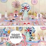 Nueva colección de Meri Meri inspirada en el circo