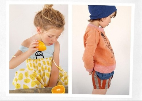 smallable moda infantil bobo choses