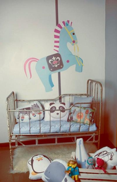 Decoracion Vintage Habitacion Infantil ~ Decoraci?n Infantil Vintage de Arrivederci