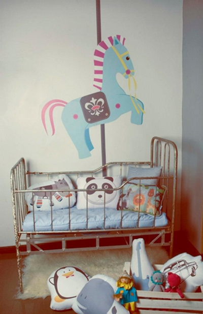 Habitaciones Decoracion Vintage ~ Decoraci?n Infantil Vintage de Arrivederci