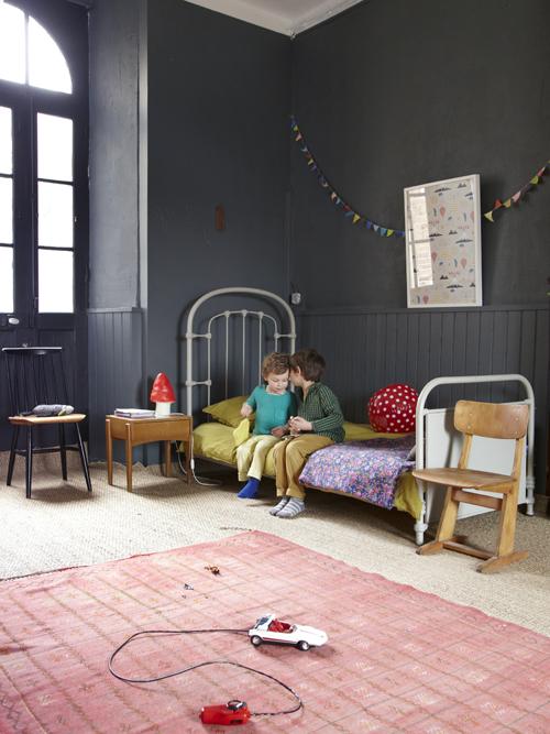habitacion infantil niños 1
