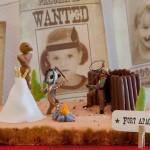 Fiesta infantil en el Salvaje Oeste