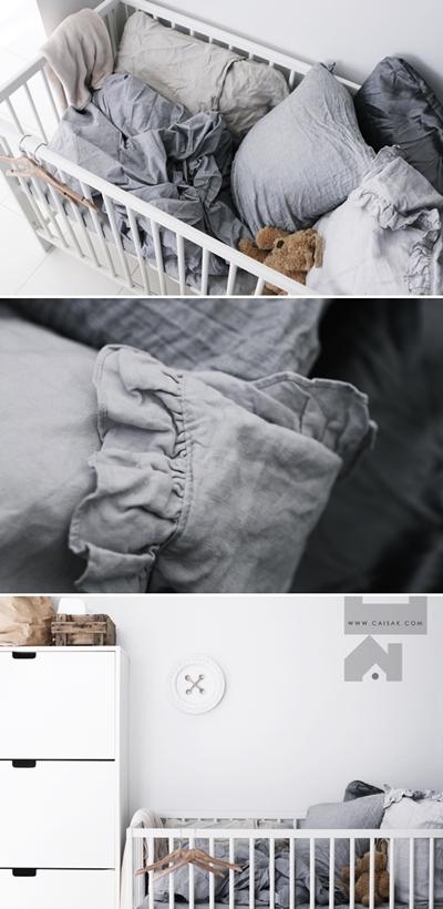 habitaciones infantiles en gris 2