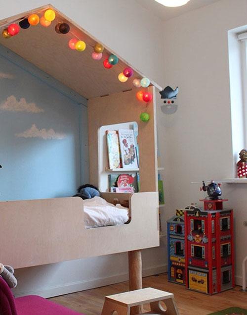 10 dormitorios infantiles con camas creativas decopeques - Dormitorio infantil original ...