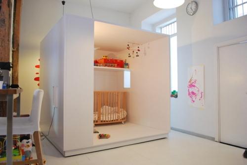 10 dormitorios infantiles con camas creativas - DecoPeques