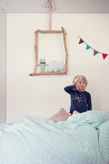 Habitaciones de ni os con mucho encanto decopeques - Dormitorios infantiles con encanto ...