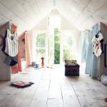 10 habitaciones infantiles en la buhardilla