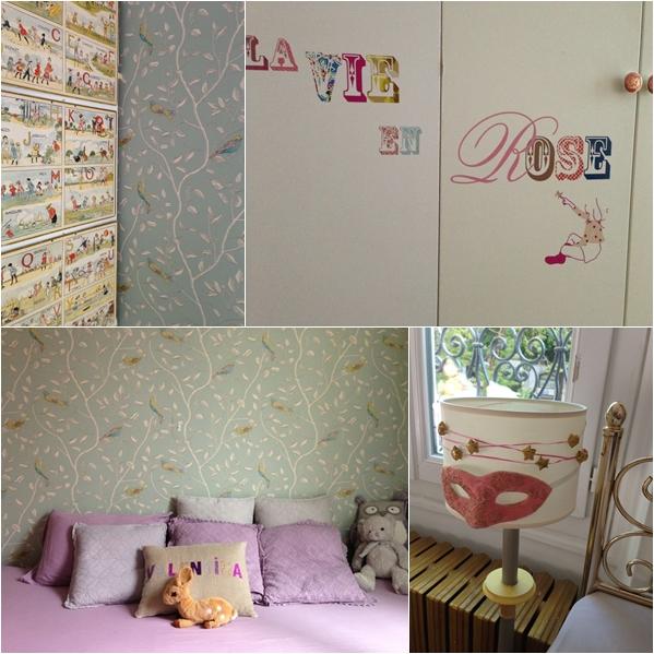 Preciosa habitaciu00f3n infantil en Paru00eds - DecoPeques