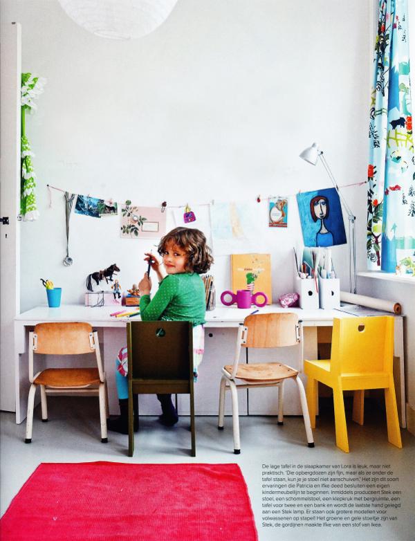 estudio 4 10 increíbles zonas de estudio para niños