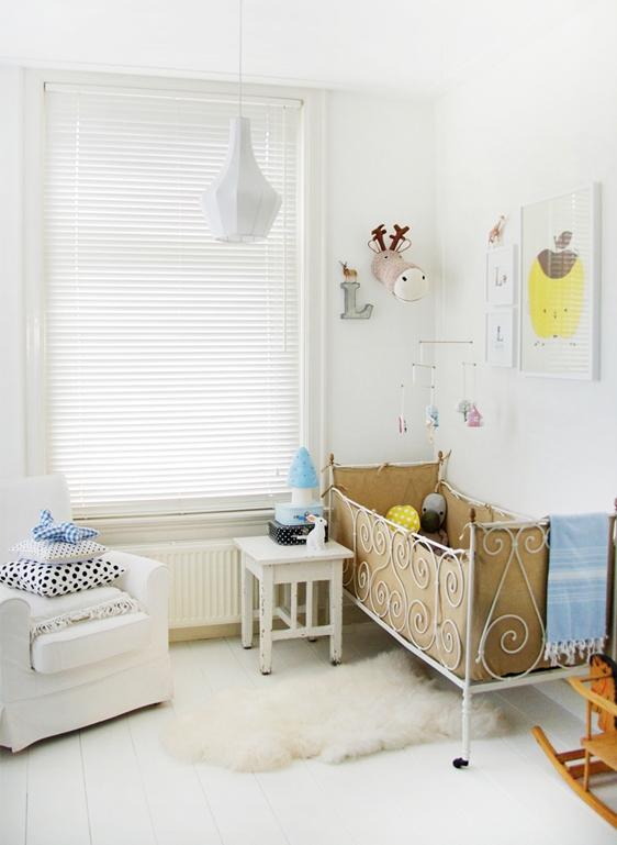 ideas decoracion habitacion bebe Ideas de decoración infantil para bebés y niños