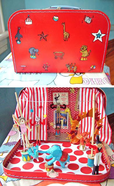 maleta circus