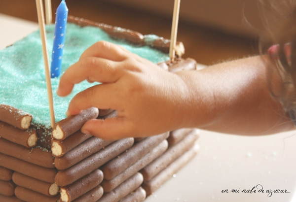 tarta cumple globo Tarta Globo... una idea genial para fiestas infantiles