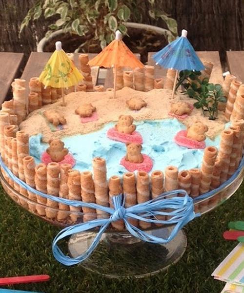 9 tartas de cumplea os originales para ni os decopeques - Fiestas sorpresas de cumpleanos originales ...