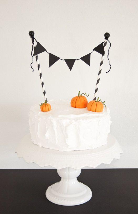 Tarta especial Halloween para Niños