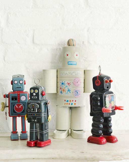 Toys Recycling Bin DIY
