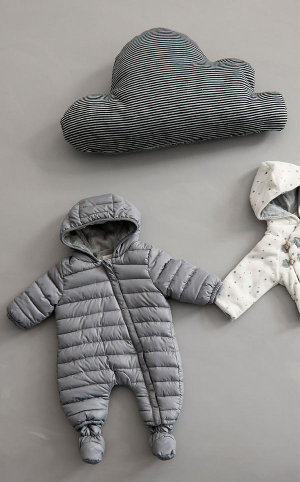 Zara mini la nueva moda de zara para beb s decopeques - Mini berceau zara home ...