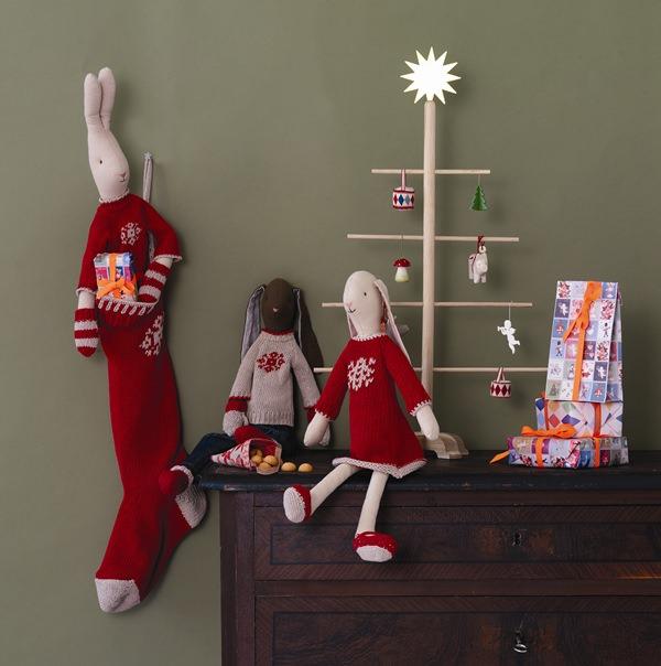 Blaubloom en Navidad Maileg 4