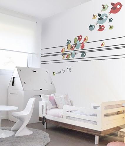 Little Hands Wallpaper - birds wait for me 2