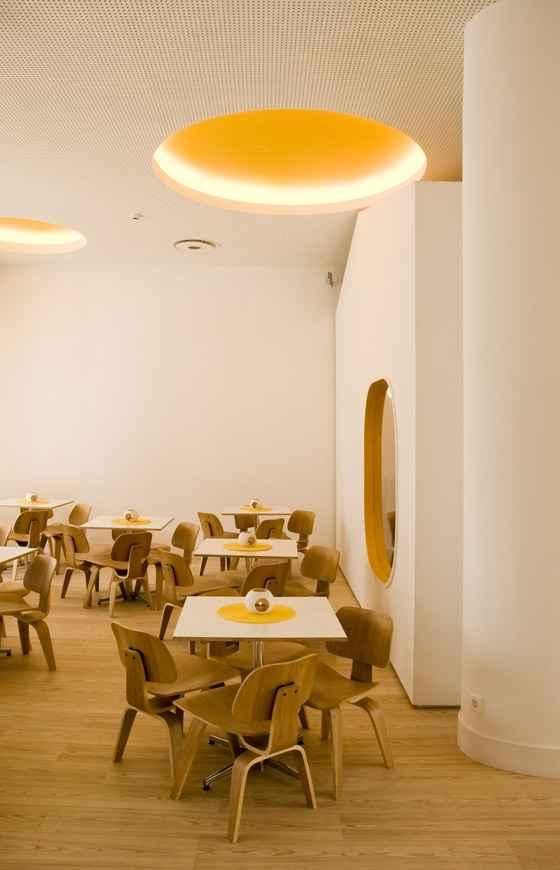 Petit Cabanon en Lisboa. Un café compartido con niños.