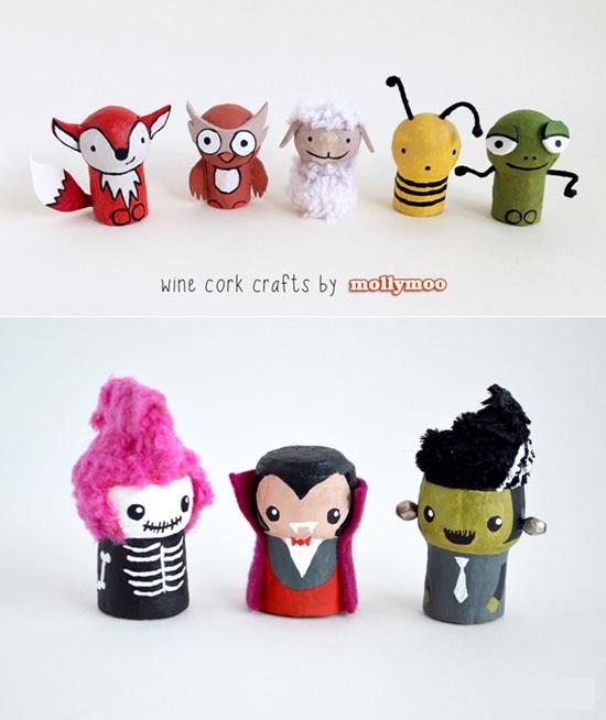 crafts corcho