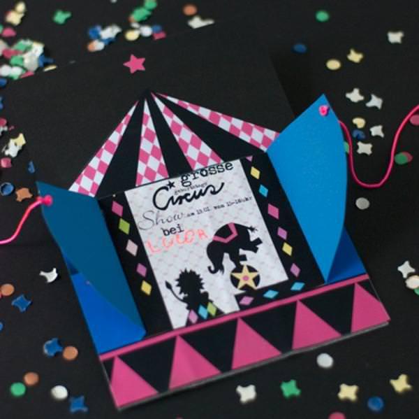 fiesta circo decoracion 9
