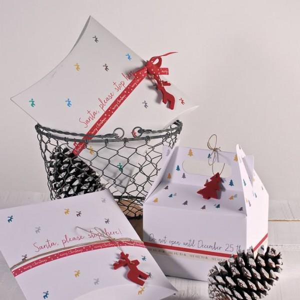 Navidad-Self Packaging