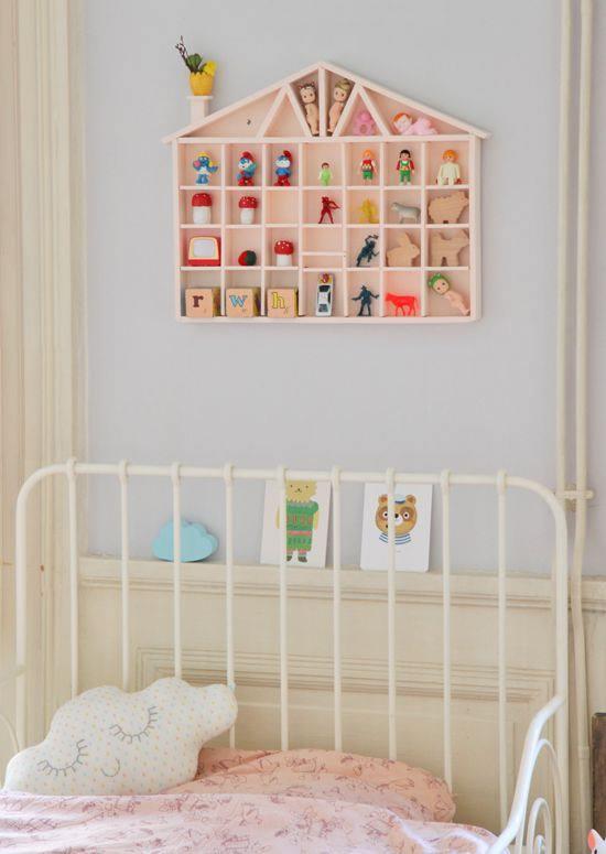 10 habitaciones de ensue o para ni as decopeques for Cuarto de nina rosa palido