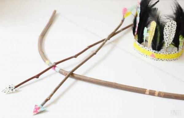 disfraz-indio_arco y flechas