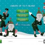 Felicita la Navidad con un vídeo de ElfYourself