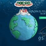 ¿Sabías que puedes seguir la ruta de Papá Noel alrededor del mundo?