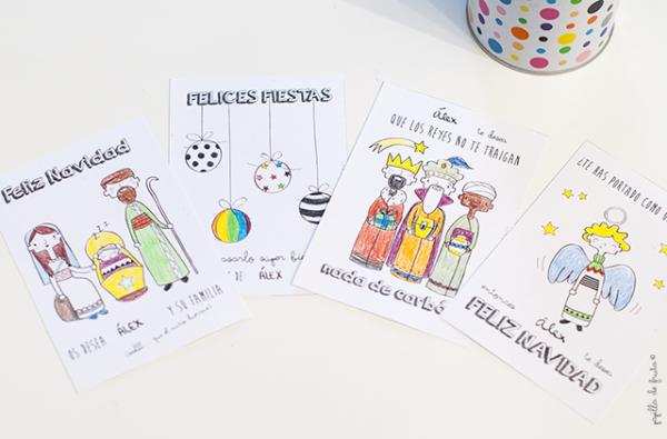 tarjetas-navidad-colorear-infantiles