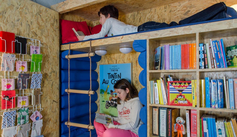 Bedroom Nook Ideas Playoffice Dise 241 O De Espacios Infantiles Para Aprender