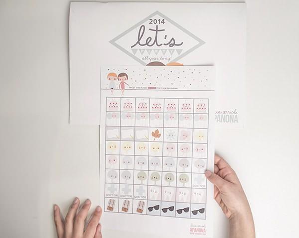 pegatinas-calendario-2014