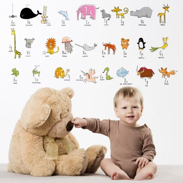 vinilos-infantiles-chispum-alfabeto