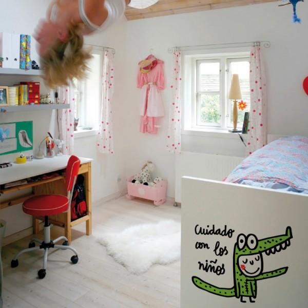 Vinilos decorativos infantiles de chispum decopeques for Vinilos para dormitorios infantiles