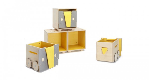 menut estudio lefun mueble infantil modulo friendly animals 00 600x323 Friendly Animals, la nueva colección de Menut Estudio