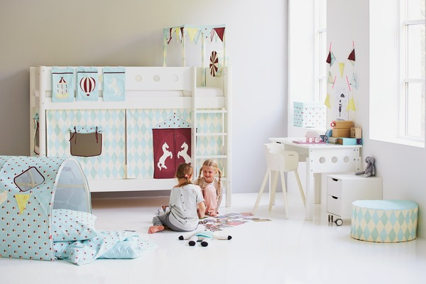 Dormitorio infantil coleeción Tivoli