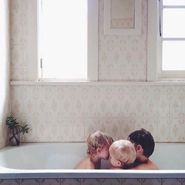 kate-niños-bañera-fotos-instagram