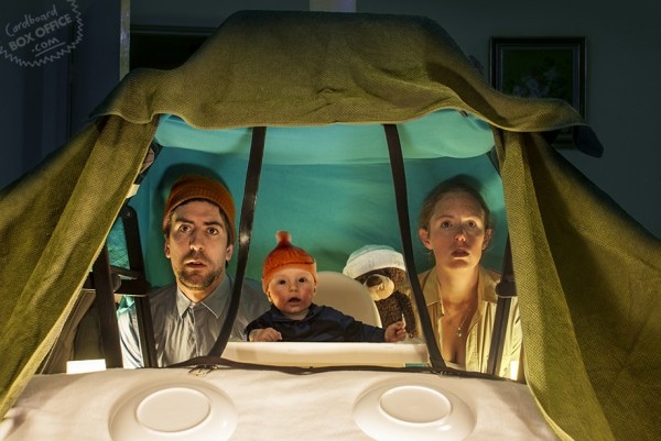 lifeaquatic1 600x401 Cardboard Box Office,  fotos familiares inspiradas en películas