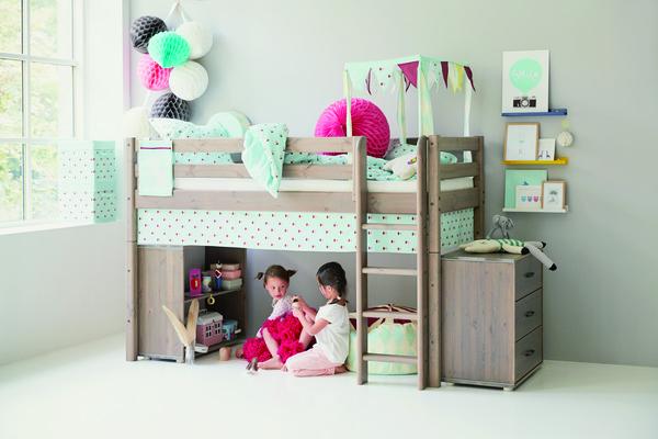 Nueva colecci n de textiles tivoli de flexa un universo for Flexa muebles infantiles