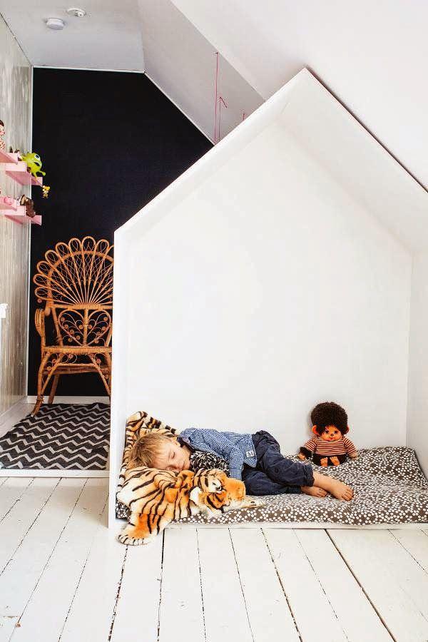 casitas muebles infantiles Tendencias en Decoración Infantil... 7 Muebles con forma de Casitas