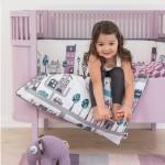 Vinilos infantiles y Textiles para Bebé de Sebra