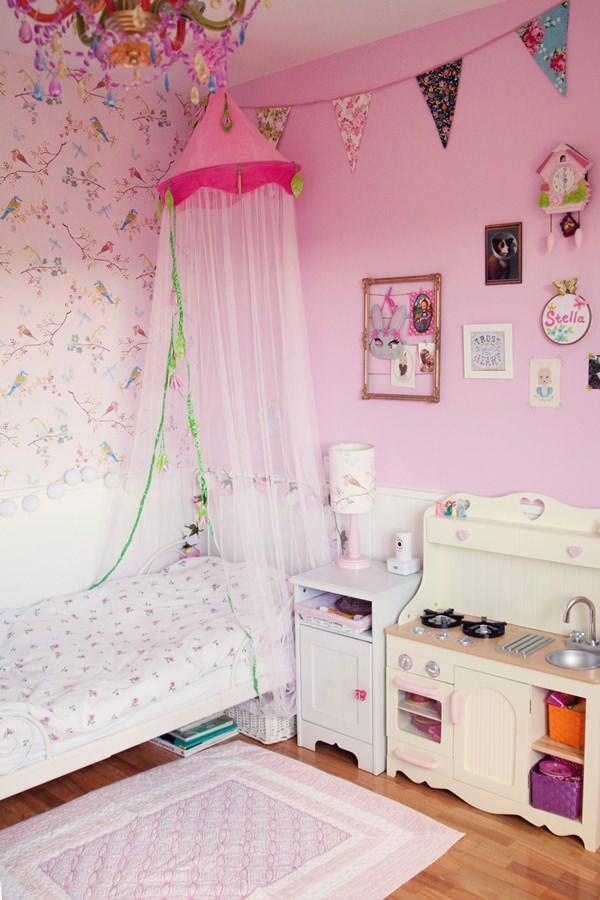 decoracion cuarto de bebe nina – Dabcre.com