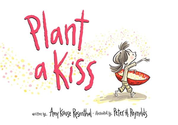 libros infantiles besos niños plant a kiss Los mejores libros y cuentos infantiles para el día internacional del libro infantil y juvenil