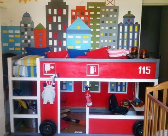 Ikea Hacks- Litera Bombero