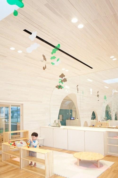 Espacios Cool Para Ni Os Leimond Shonaka Nursery School En Jap N Decopeques