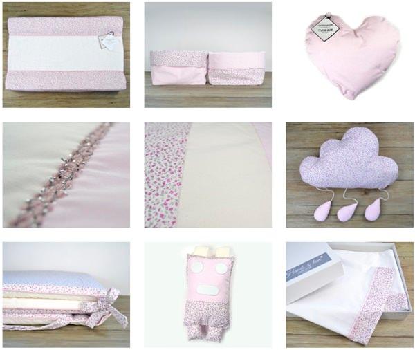 Ropa de cuna ideal para la habitaci n del beb - Cuadros para habitacion bebe ...