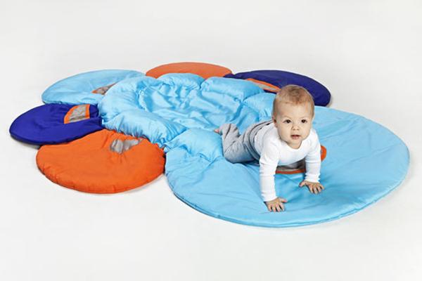 igolo 1 El nido de Igolo: una alfombra de juegos especial
